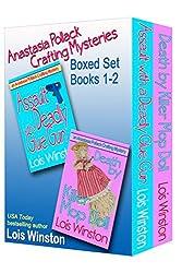 Anastasia Pollack Crafting Mysteries Boxed Set: Books 1-2 (English Edition)