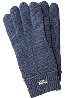 EEM Herren Strick Handschuh LASSE, 100% Wolle, Thinsulate warm, Winterhandschuh