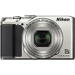 Nikon Coolpix A900 Appareil Photo Numérique 21.14 Mpix Zoom Optique 35 x Argent