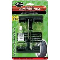 Slime 20464 Reifen-Pannenset mit Stopfen, Set Of 6