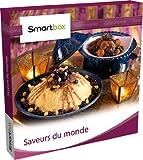 Telecharger Livres Coffret cadeau Smartbox Saveurs du monde (PDF,EPUB,MOBI) gratuits en Francaise