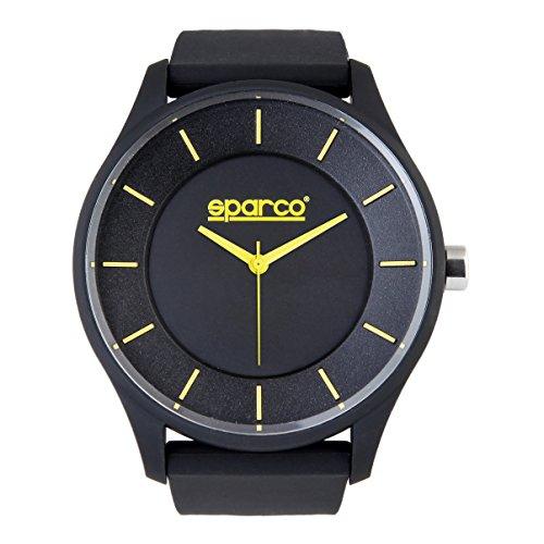 sparco-ayrton-armbanduhr-unisex-yellow