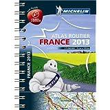 Mini atlas France plastifié