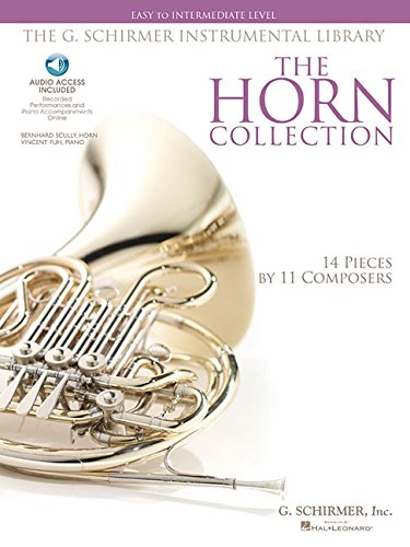The Horn Collection - Easy/Intermediate (Book/Online Audio) (Book & CD)