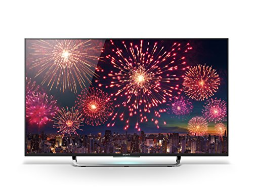 Sony KD-49X8305C 49 inch Smart 4K UltraHD TV (Android TV, 4K Processor X1, 4K X-Reality Pro) - Black (Renewed)