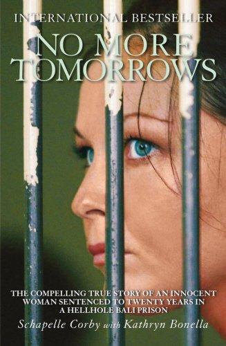 No More Tomorrows Cover Image