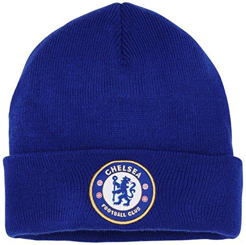 Chelsea FC Official Mütze für Jugendliche und Erwachsene, offizielles...