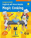 Langenscheidt Englisch mit Hexe Huckla - Magic Cooking - Buch mit Audio-CD