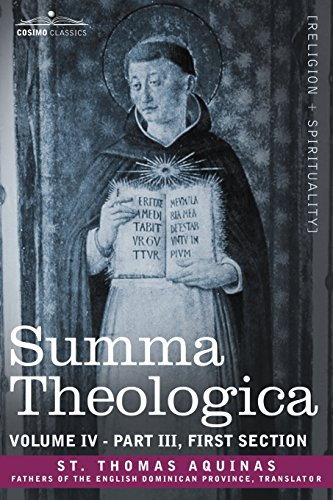 Summa Theologica: First Section