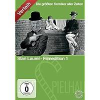 Stan Laurel - Filmedition 1