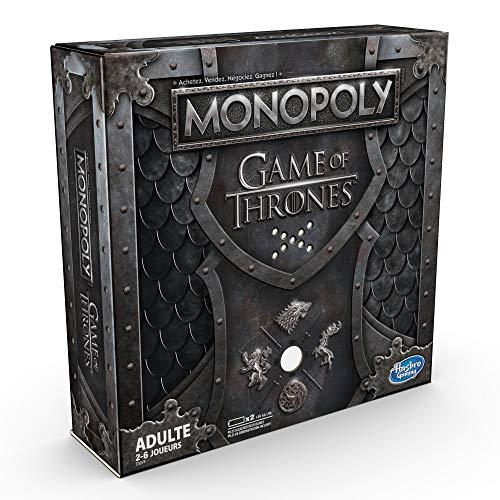 Monopoly - Juego Societe Monopoly Game of Thrones