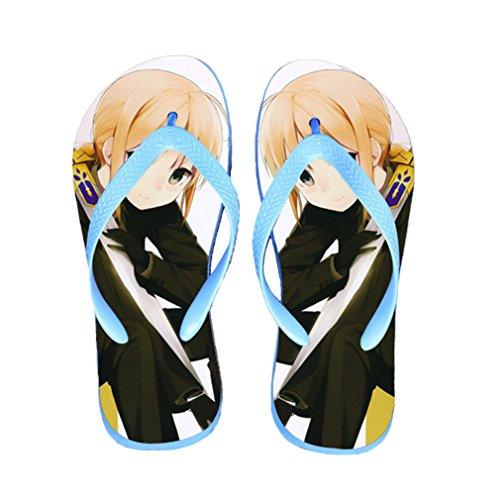 Bromeo Fate Zero Fate/stay Night Anime Unisexe Flip Flops Tongs 215