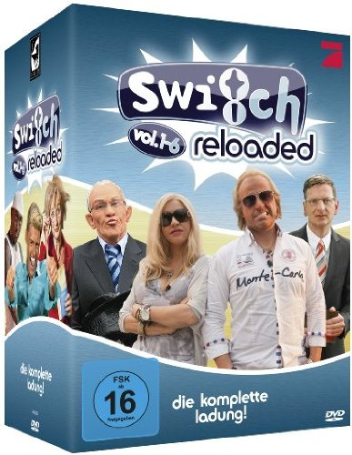 Switch Reloaded - Die komplette Ladung (14 Discs) Switch-dvd