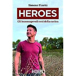 """51Gy1sCK1uL. AC UL250 SR250,250  - Lo chef Simone Finetti presenta il suo libro """"Heroes"""" (Ed. Hoepli)"""