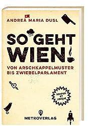 Buch so geht Wien