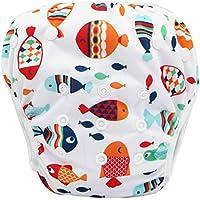 a11eeb516 Storeofbaby Pañales de bebé para bebés Pantalones cortos lavables  reutilizables para niños ...