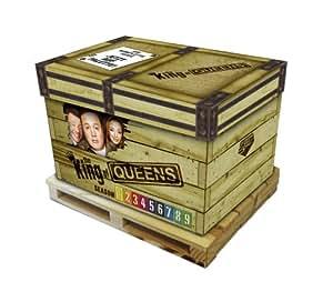 King of Queens - auf Palette (Staffel 1-9 komplett, 36 DVDs)