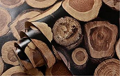modern-faux-stump-round-texture-wallpaper-roll-for-bedroom-living-room-tv-background-paper-room-wall