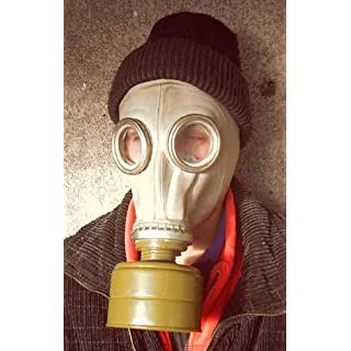 Soviet Communist Military GP-5 Rubber GAS MASK