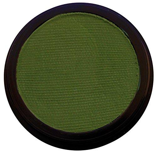 Eulenspiegel Maquillage à l'eau professionel Couleur Vert foncé 20ml