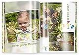 CEWE FOTOBUCH Baby 21x28 cm, Hardcover, mit Ihren Fotos Zum Selbstgestalten