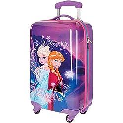Frozen Magic 4991451 Equipaje Infantil, 55 cm, 33 Litros, Multicolor, Elsa, Anna