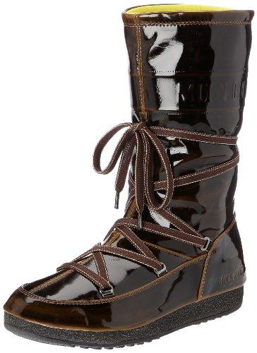 Moon Boot Damen Mb 5Th Avenue Stiefel & Stiefeletten, Braun (Marrone), 41 EU