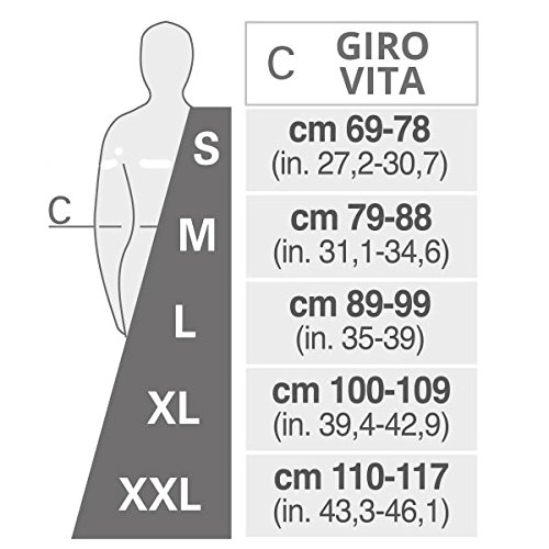 FarmaCell Man 411 Herren-Slip Baumwolle mit modellierender Bauchbinde Schwarz