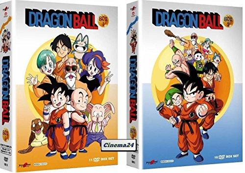 DRAGON BALL - La Serie Classica Completa (21 Dvd)