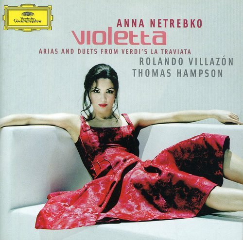 Violetta - Airs et Duos de La Traviata