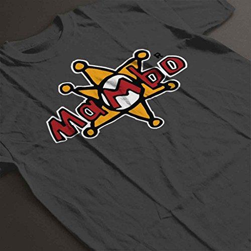 Mambo Sherif Of Nothing Women's T-Shirt Charcoal