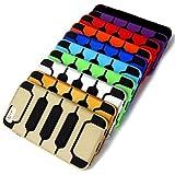 WEISHENMEN 5,5 Zoll TPU Schutzhülle für das iPhone 6 (verschiedene Farben) , XINKULA Bianco