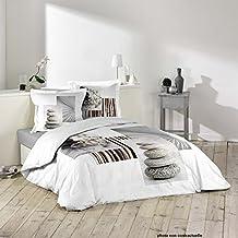 Amazon Fr Housse Couette Zen 260x240 Promoflash83