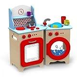 Millhouse Children's Packaway Diner Kitchen