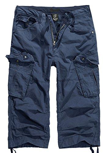 Brandit Columbia Mountain 3/4 Shorts, Gr. 3XL, blau