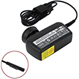 Battpit™ Replacement Laptop Charger for Microsoft Surface Pro 3 with Power Cord / 12V 2.5A 30W Laptop Adapter (Fixed 36-Tip) / Compatible Power Supply Unit / Notebook Adapter
