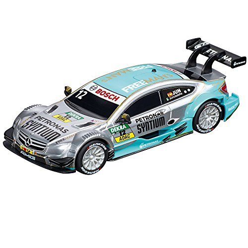 Carrera GO!!! - Coche de juguete AMG Mercedes C-Coupe DTM 'D.Juncadella, No.12', escala 1:43 (20064052)