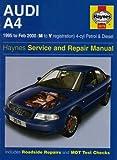 Audi A4 (4-cylinder) Service and Repair Manual