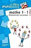 miniLÜK-Übungshefte / Mathematik: miniLÜK: 2. Klasse - Mathematik: Üben und verstehen 1·1
