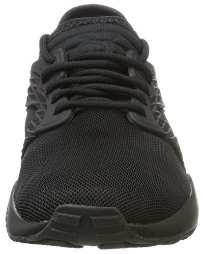 Puma Blaze Cage Mono, Sneakers Basses Mixte Adulte Noir (Black-black-black)