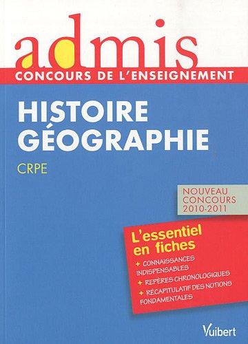 concours-de-professeur-des-coles-preuve-d-39-histoire-gographie-admis-essentiel-en-fiches-nouveau-concours-201012011