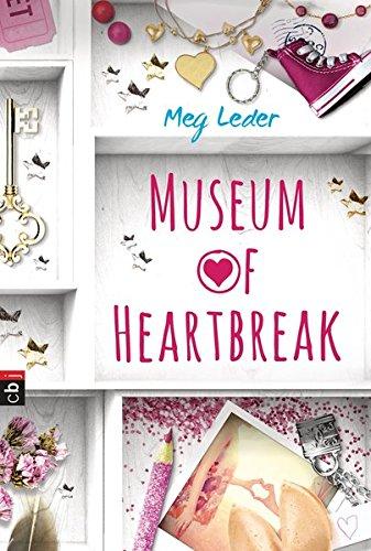 Buchseite und Rezensionen zu 'Museum of Heartbreak' von Meg Leder
