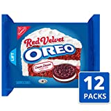 Nabisco Oreo Sandwich Cookies Red Velvet Limited Edition