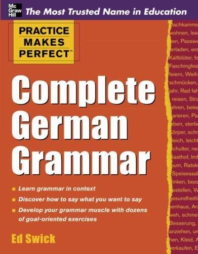 PDF] Download Practice Makes Perfect Complete German Grammar
