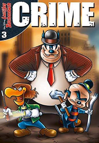 Buchseite und Rezensionen zu 'Lustiges Taschenbuch Crime 03' von Disney