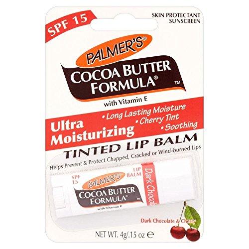 Palmers Cocoa Butter Formula Tinted Lip Balm – Dark Chocolate & Cherry
