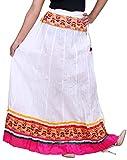 Vani Women's Cotton Ethnic Skirt (Gujrat...