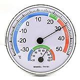 Hrph Neue Indoor Outdoor Thermometer Temperatur Garten Hygrometer Komfortable Tester Wetter Meter TH101