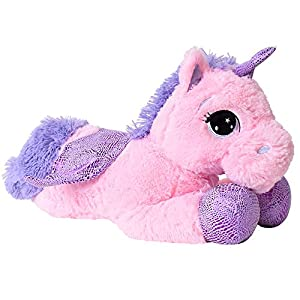TE-Trend plüschpferd caballo unicornio unicorn