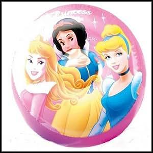 Disney Princesse Pouf Gonflable 35 cm